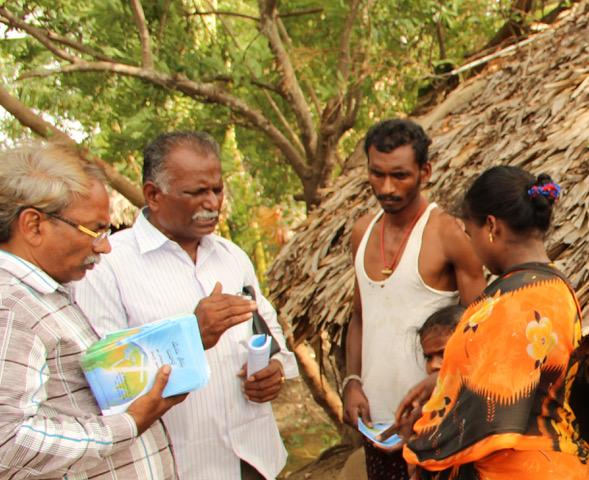Evangelism - India Rural Evangelical Fellowship